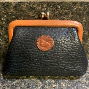 Vintage Donney and Bourke change purse.
